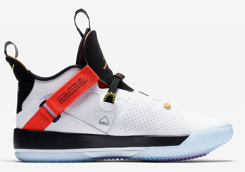 "Air Jordan 33 ""Future Flight"""