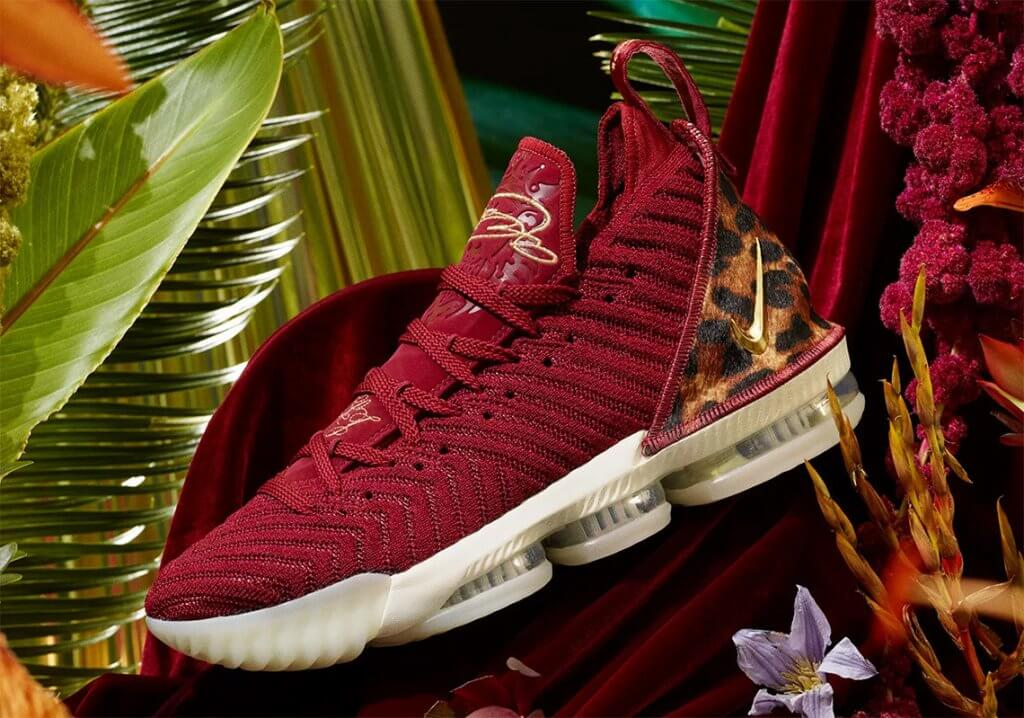 "The Nike LeBron 16 ""King"" Will Release At Tip-Off 2"
