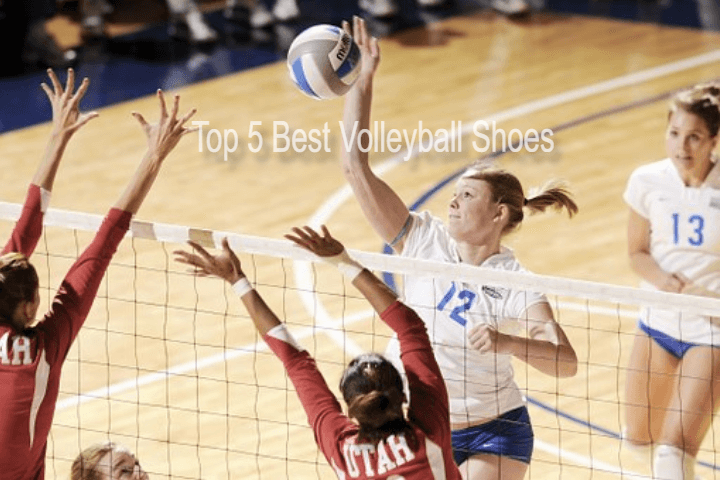 best volleyball shoes review