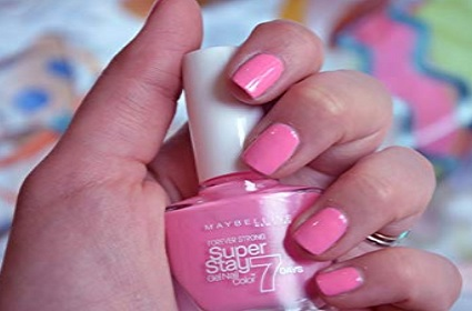 maybelline super stay 7 days 125 enduring pink
