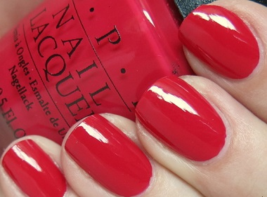 OPI original red