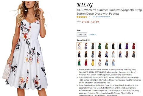 kilig summer sundress spaghetti strap button dresses