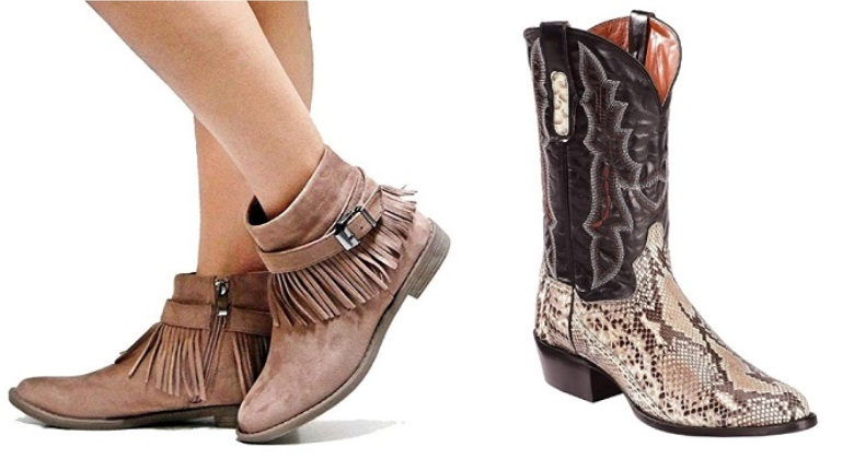 best western shoes for men and women