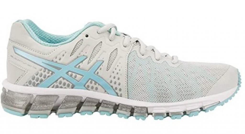 asics gel quantum 180 tr women cross trainer shoe