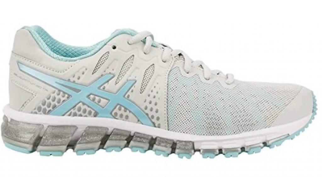 asics gel quantum 180 tr women cross trainer shoe
