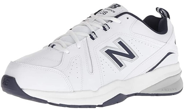 new balance 608v5 cross training shoes for mens