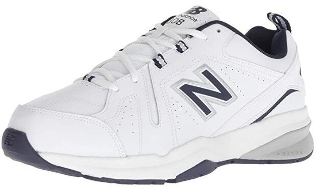 new balance 608v5 cross training shoes for mens