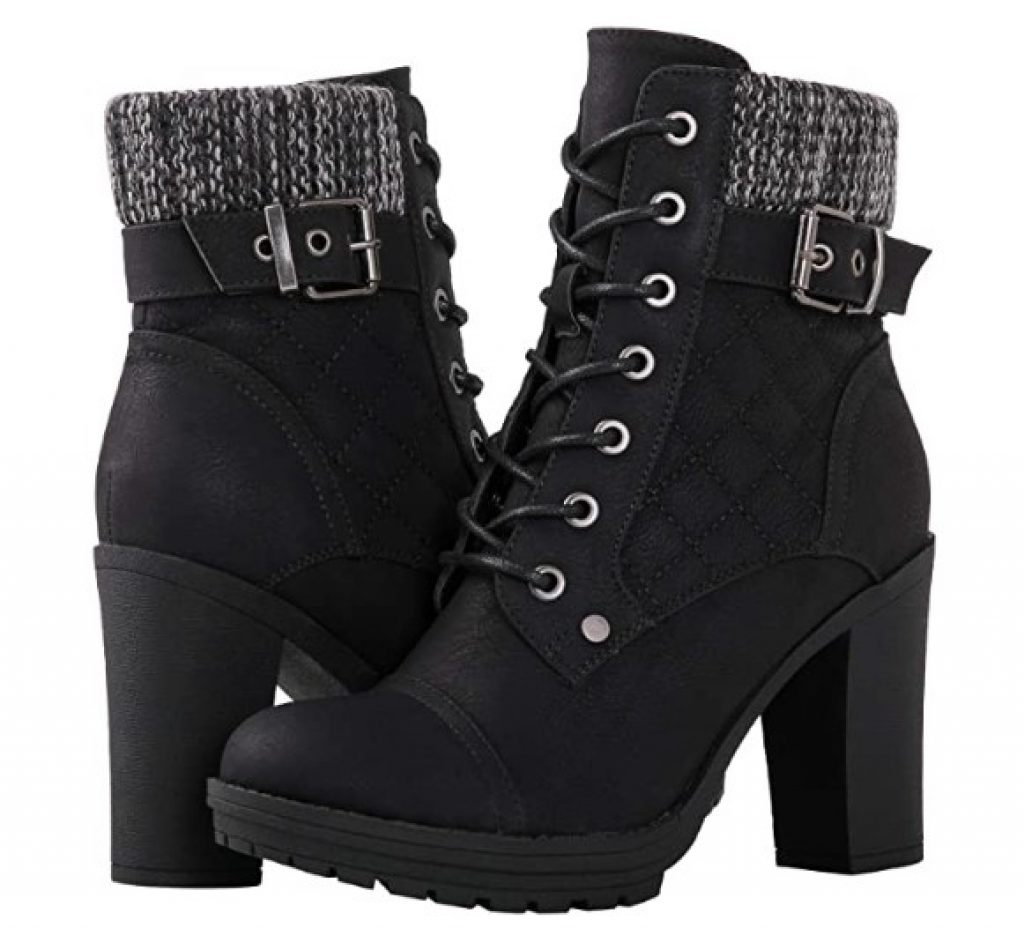 global win womens angle boots