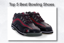 Top 5 Best Bowling Shoes Review for Men and Women